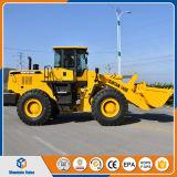 Prix de chargeur de roue de frontal du chargeur Zl50 de route de la Chine/machine 5ton de construction
