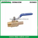 Großhandelsmessing schmiedete Wasser-Minikugelventil (AV-MI-20011)