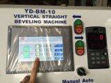 자동적인 PLC 통제 유리제 경사지는 기계