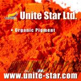Органический красный цвет 2 пигмента для печатание тканья