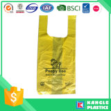 El impulso Eco Friendly perro biodegradable bolso con la manija