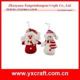 Decor van Kerstmis van de Sneeuwman van China van Kerstmis het Inheemse