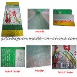 Рис печатание пленки BOPP, удобрение, цемент упаковывая мешок сплетенный PP