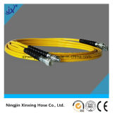 Steel Wire Braid Thermoplastic Hose Polyurethane