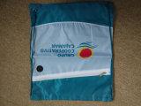 Sac de cordon de sac à dos fait en polyester et nylon