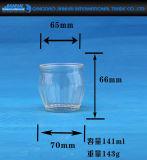 90ml de duidelijke Houder van de Kaars van het Glas voor de Decoratie van het Huis