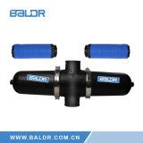 El filtro de agua para riego Sistema de filtración Filtro de disco
