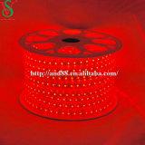 Lumière rouge de corde de la bande SMD5050