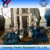 Двойной стадии вакуумной дистилляции оборудование для переработки отработанного моторного масла (YH-26)