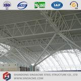 Centre de terminal de structure d'armature de pipe en acier