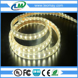 luz de tira elevada do diodo emissor de luz do volt SMD5050 de 1600lm/M com CE& RoHS