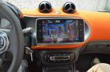 """Carplay新しい9 """"スマートなGPSの運行フラッシュ2+16gのための防眩車のDVDプレイヤーのアンドロイド7.1"""
