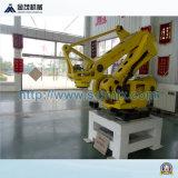 Machine d'empilement automatique pour la chaîne de production automatique de briques