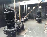 Pompa d'asciugamento sommergibile delle acque luride dell'Automatico-Accoppiamento