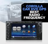 Spieler des Auto GPS-Navigations-Auto-DVD/VCD/CD/MP3/MP4