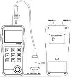 Датчик толщины/всеобщий датчик толщины/толщина цифров/датчик/тестер датчика/метра толщины/толщины/ультразвуковой инструмент Thickness/NDT/Measuring