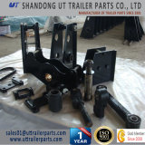 半径の棒固定BPWの中断はトレーラーの部品の中国人の製造者を分ける