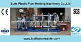 Machine de soudure hydraulique de pipe de PE de Sud200-400mm