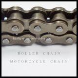 Cadena del rodillo de la motocicleta 520h para las motocicletas Del fabricante / fábrica