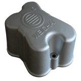 Di alluminio ad alta pressione il coperchio del motore diesel della pressofusione (ADC-50)