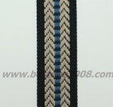 Закрученный Webbing Belt#1501-19 жаккарда полиэфира