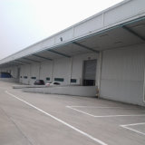 Entrepôt de structure en acier préfabriqué en construction directe en usine