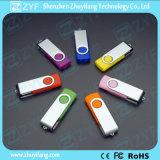 Maior Promoção Promocional Gift Swivel USB Flash Drive (ZYF1269)