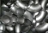 De aço inoxidável sem costura ASME B16.9 Cotovelo de raio longo