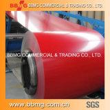 浸る熱いですか冷間圧延された熱い電流を通されるPrepaintedまたはカラー上塗を施してある波形の鋼鉄ASTM PPGI屋根ふきの金属板材料30-275G/M2
