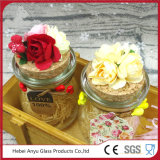Cadeau décoratif de mariage Biscuits de bonbons en verre personnalisés