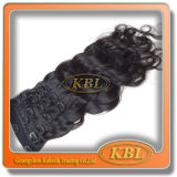 卸売価格のブラジルの毛の拡張クリップ