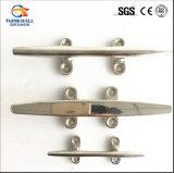 ステンレス鋼の船の付属品の二重十字のボラード