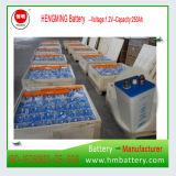 Série livre 1.2V 250ah da GN da bateria de NiCd da manutenção de Hengming