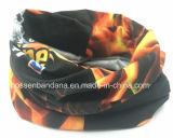 Продукция фабрики подгоняла напечатанный конструкцией шарф выдвиженческого UV велосипедиста спортов предохранения многофункциональный головной