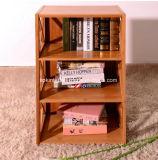 خيزرانيّ خشب رقائقيّ خيزرانيّ صندوق رفّ كتب خيزرانيّ [ستورج كبينت] خيزرانيّ
