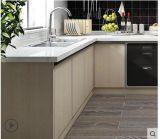 簡単な愛によって引き締められる様式3DのNanoパネルの食器棚(CA20-09)