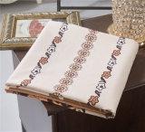 Fundamento impresso colorido do Quilt do Duvet da mandala de Boho com tampa do descanso