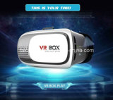 熱いSelling第2 Generation 3D Vr Box SamsungおよびiPhoneのための2 3D Vr Glasses