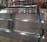 Q235 слабая труба углерода 60X40mm прямоугольная стальная/гальванизированная стальная пробка