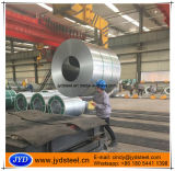 Le zinc a enduit les bobines en acier de fer/en métal pour la feuille