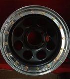 Стальной колесный диск колеса по просёлочным дорогам 4x4 Beadlock ступицы обод колеса