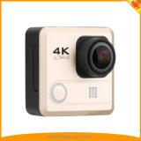 WiFiの防水スポーツのカメラDVが付いている新しい4K処置のカメラ