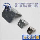 Rechte /Left-Winkel-Ecken-Halter für das Metall, das Teile stempelt