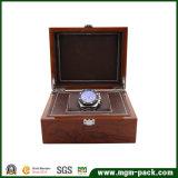 Коробка вахты оптового изготовленный на заказ хранения деревянная