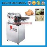 De industriële Elektrische Plantaardige Machine van de Bijl van de Snijmachine van de Snijder van de Aardappel