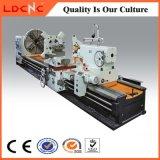 Cw61200高精度な金属ライト水平の回転旋盤機械