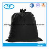 Sac d'ordures en plastique superpuissant de HDPE/HDPE