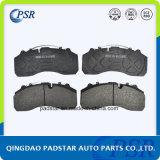 Garniture de frein semi-métallique de camion de qualité de constructeur de la Chine