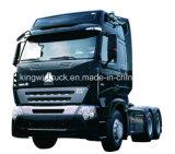 HOWO A7のユーロ3の標準のトラクターのトラック