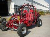 Cadena de conducción 150cc CEE Go Kart con dos asientos (KD 150GKA-2)